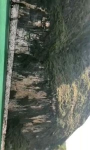 船游重庆段长江三峡美景